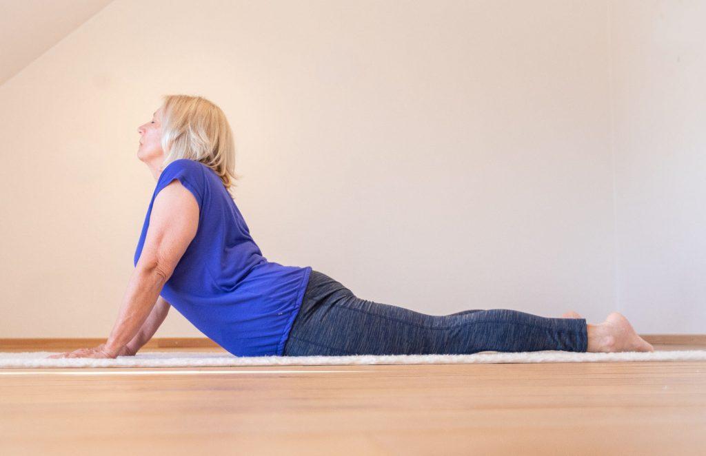 Der körperliche Weg des Yoga